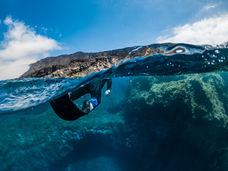 Snorkel experience in La Palma's South