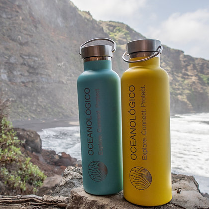 Oceanológico Thermo Water Bottle