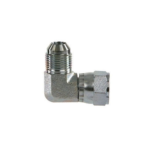 1/2 Swivel Elbow Flare Connector