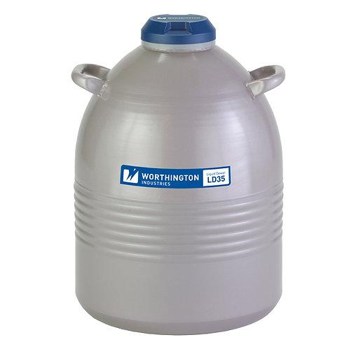 LD35 - 35 Liters Dewar