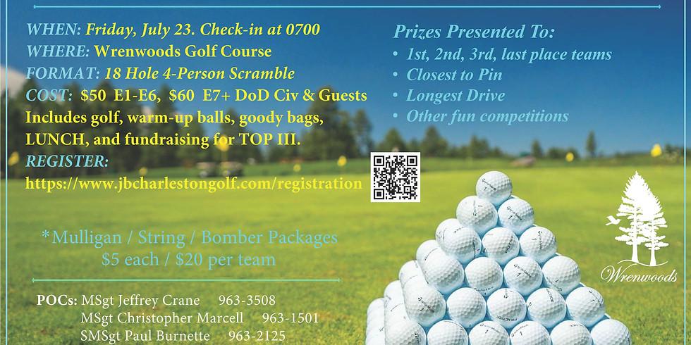 TOP III Summer Golf Tournament