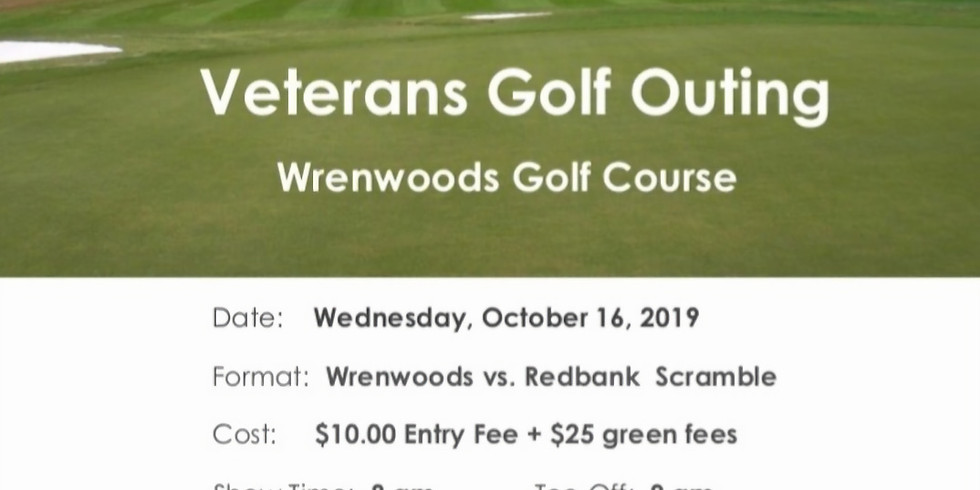 Veterans Golf Outing