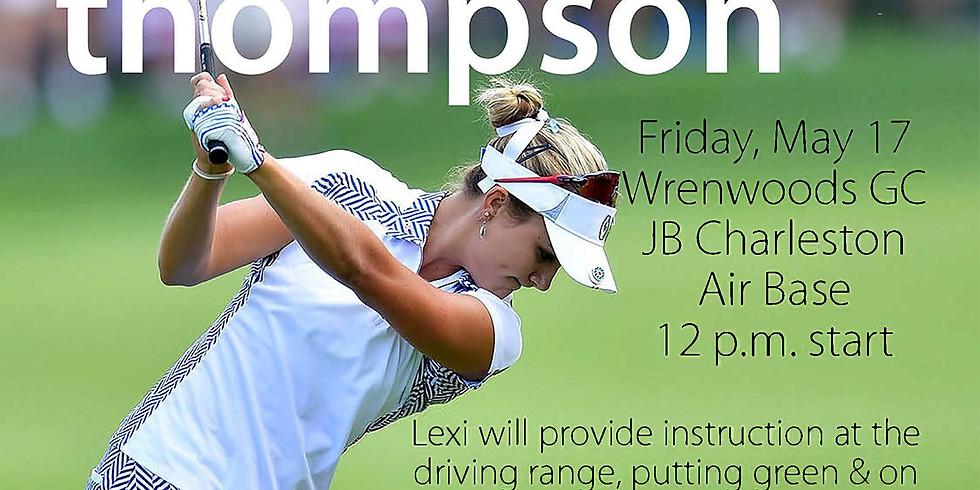 Lexi Thompson Golf Clinic Meet/Greet