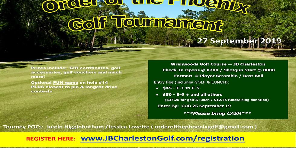Order of the Phoenix Golf Tournament