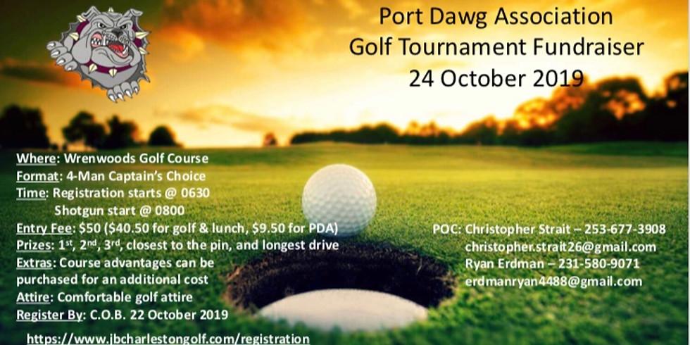 Port Dawg Booster Club Tournament