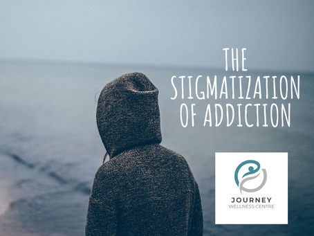 The Stigmatization of Addiction