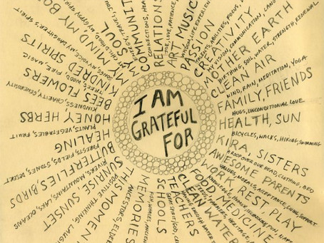 Importance of Gratitude in Recovery