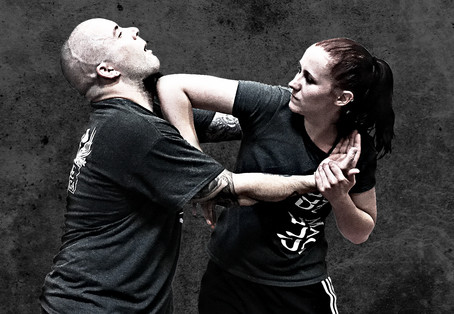 Empowering Addicts with Self Defence - Krav Maga