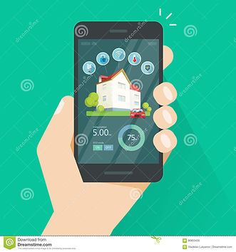 smart-home-remote-control-mobile-phone-v