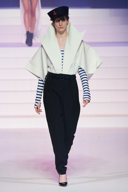 B0 for Jean paul Gaultier Couture 2020