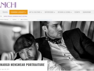 P- Agency in VANICHI Magazine!