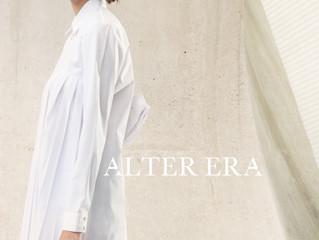 Aurélie for Alter Era SS17 campaign!