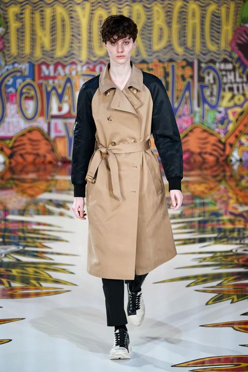 B0 for Neil Barett - FW Milan - Spring 2020 Menswear