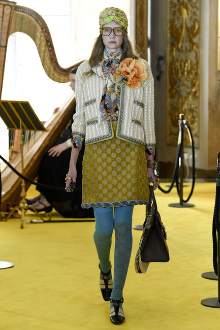 Sofie for Gucci Resort