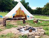 Bell tent with fire pit.jpg