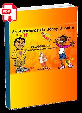 As aventuras de Jonny e Anita: Viagem ao Recanto dos Sentimentos