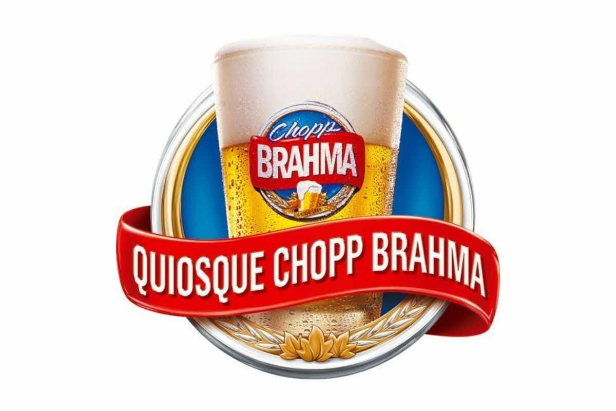 Quiosque Chopp Brahma - Cliente Two head