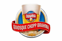 Quiosque Chopp Brahma - Cliente Two head