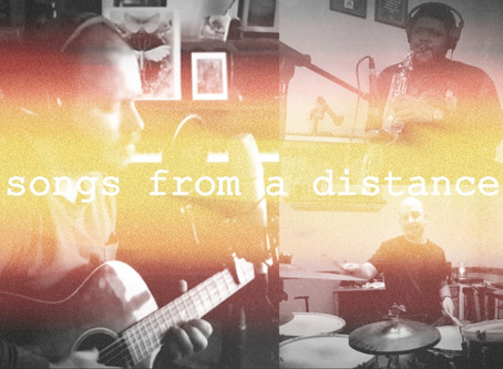 MITA Newsletter 8.7.20: Songs from a Distance Video Series