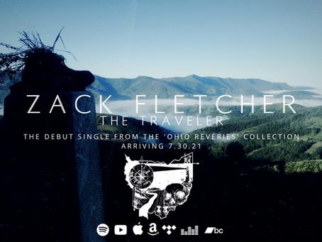 MITA Newsletter 7.28.21: Zack Fletcher's 'The Traveler' 7.30.21