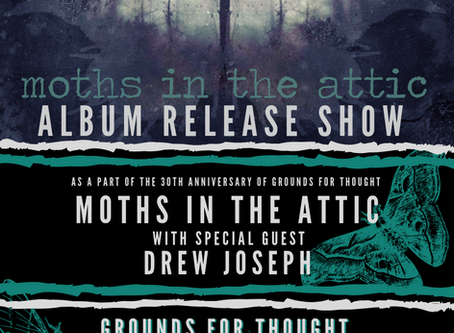 MITA Newsletter 10.24.19: Debut Album!