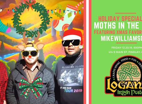 MITA Newsletter 12.18.19 - Holiday Special + Album Press