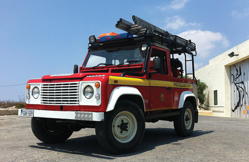 Light Fire & Rescue Vehicle