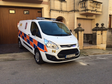 K9 Vans full conversion