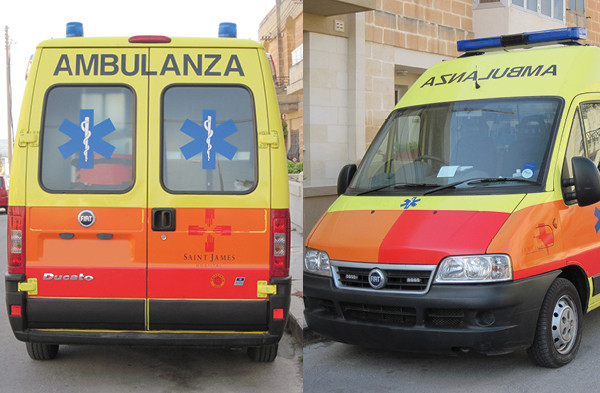 Private Hospital Ambulance