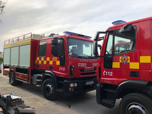 Civil Protection Trucks