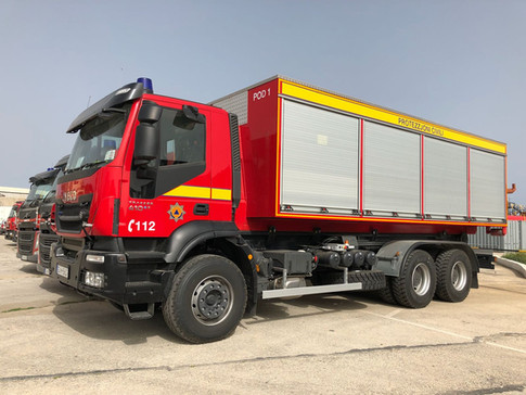 Civil Protection Truck