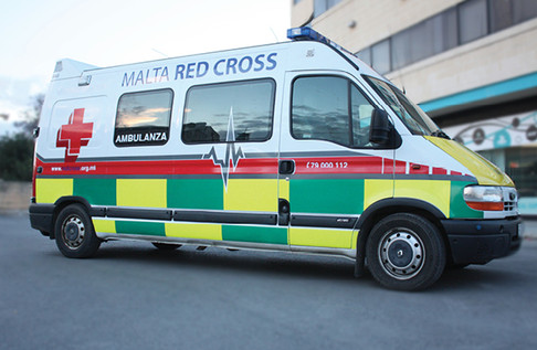 NGO Ambulance