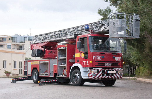 Civil Protection Tower Ladder