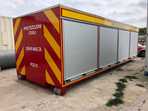 Civil Protection Usar Unit