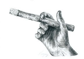 hand with cigar sketch final.jpg