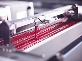 Tinta máquina de impressão