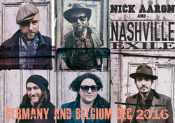 Nick Aaron & Nashville Exile