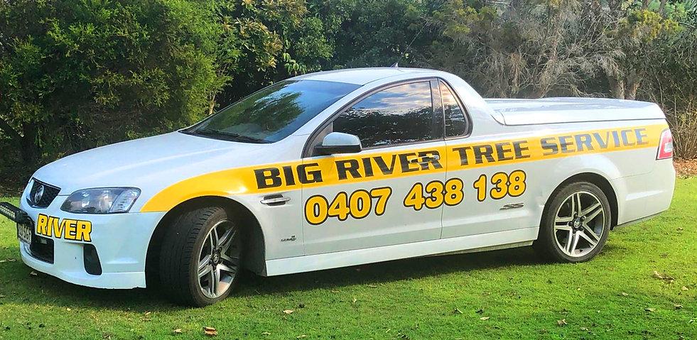 BIg river tree services ute.jpg