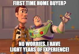 First-time home buyer, No down payment! Did I read that correctly?