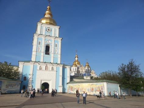 Prodloužený víkend v Kyevě (fotogalerie)