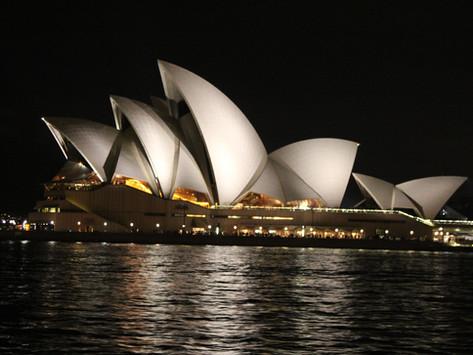 Z Melbourne do Sydney