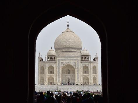 Výprava do Dillí a Taj Mahalu