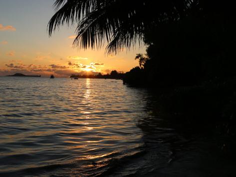 Seychellský ráj