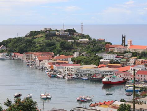 Ostrovní hop on - hop off - Grenada & Trinidad a Tobago