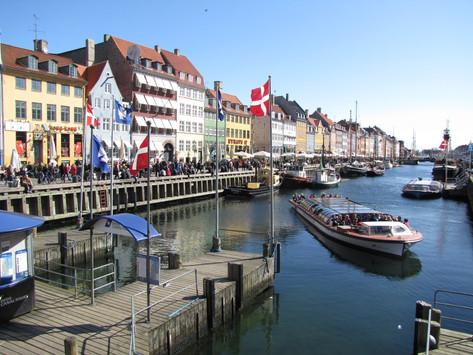 Prodloužený víkend v Kodani (fotogalerie)