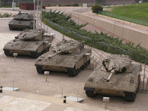 Cesta po Izraeli