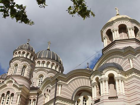 Prodloužený víkend v Rize (Fotogalerie)