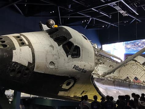 NASA - Kennedyho vesmírné středisko
