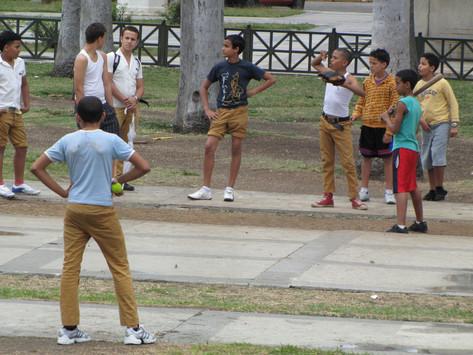 Na Kubě (fotogalerie)