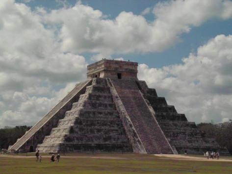 Na Yucatanu (fotogalerie)